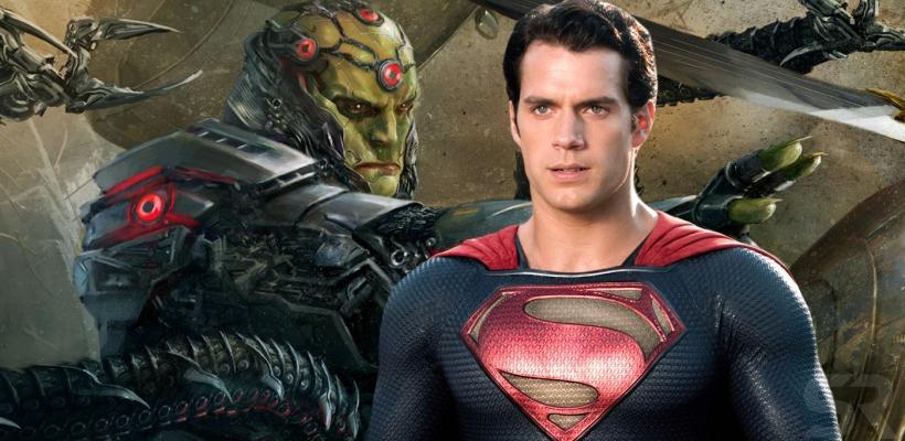 Zack Snyder reveló que Brainiac pudo haber aparecido en la secuela de El Hombre de Acero