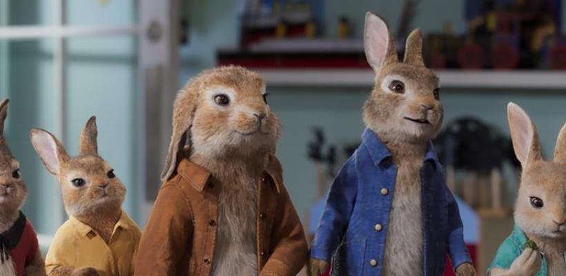 Peter Rabbit 2: Conejo en fuga ya tiene calificación de la crítica
