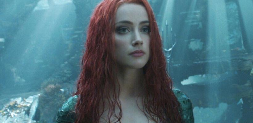 Aquaman 2: Amber Heard asegura que su interpretación como Mera inspira a las personas