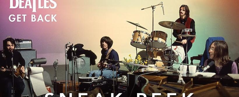 The Beatles: Get Back | Primer adelanto sobre el documental