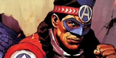 Marvel Comics se pone diverso y presenta nuevo Capitán América indígena