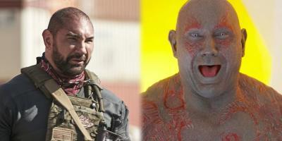 Dave Bautista critica a Marvel por convertir a Drax en un chiste y desaprovechar su lado emocional