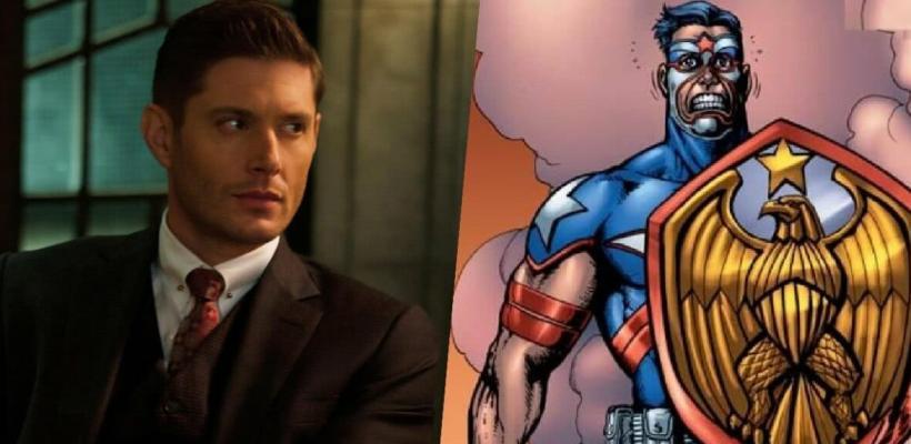 The Boys: Una nueva foto del set nos muestra cómo se podría ver Jensen Ackles como Soldier Boy