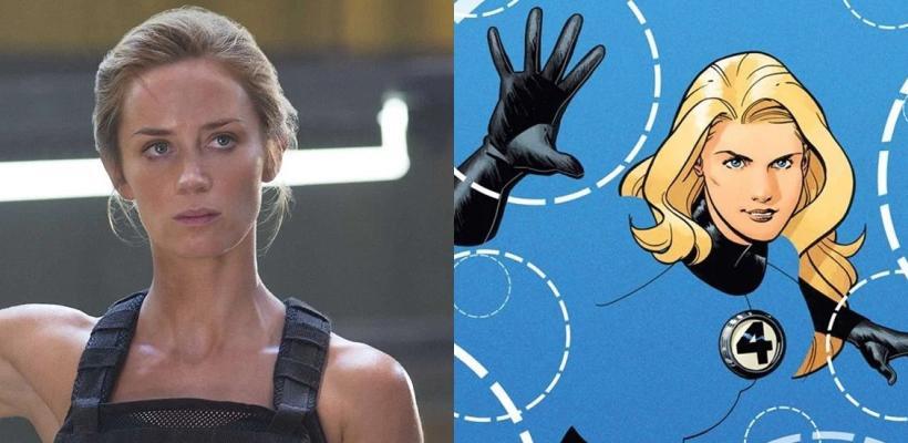 A Emily Blunt no le emociona salir en una película de superhéroes porque no le gustan