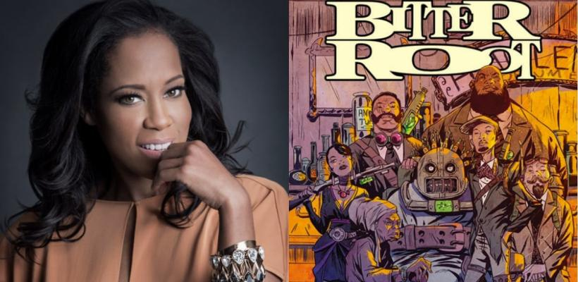 Regina King va a dirigir la adaptación del cómic Bitter Root, el cual ocurre durante el Renacimiento de Harlem