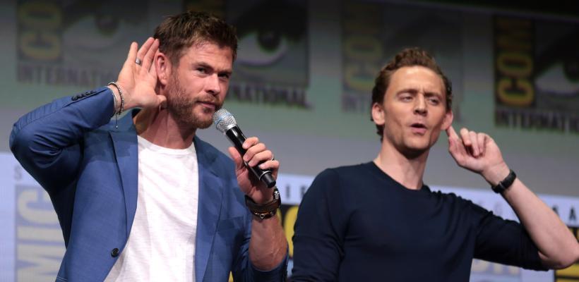Chris Hemsworth celebró el 10° aniversario de Thor recordando cuando le dijeron actor desconocido
