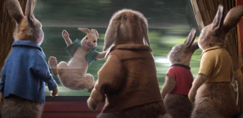 Peter Rabbit 2: Conejo en fuga | Top de críticas, reseñas y calificaciones