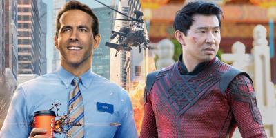 Shang-Chi y Free Guy estarán 45 días en cartelera antes de llegar al streaming