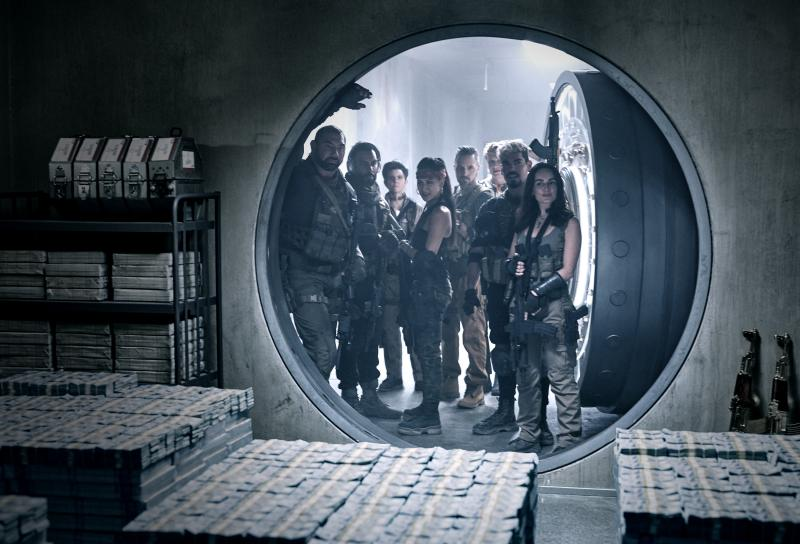 El ejército de los muertos (2021)