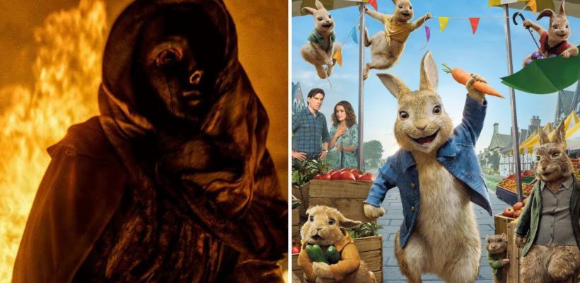 Ruega por Nosotros y Peter Rabbit 2 encabezan la taquilla mexicana