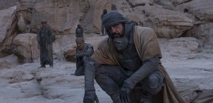 Dune tendrá lanzamiento exclusivo en cines