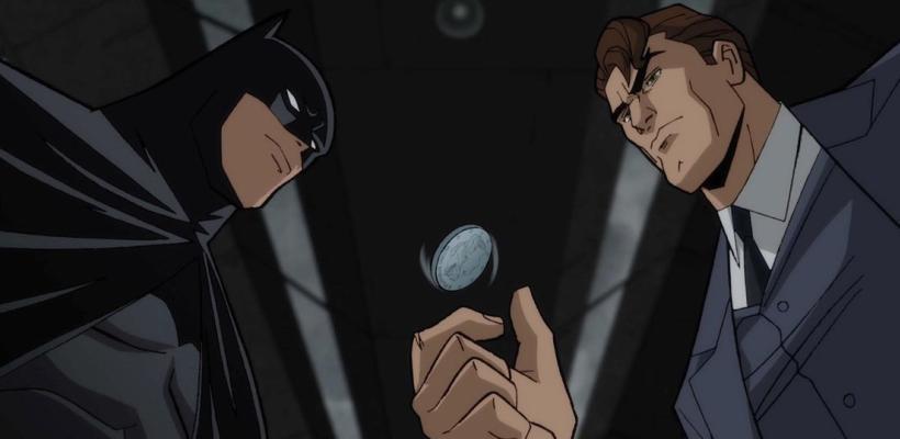El trailer de Batman: The Long Halloween, Part Two nos muestra el origen de Two-Face