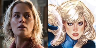 Emily Blunt dijo que ya ha interpretado a un superhéroe