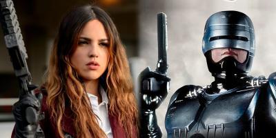 Eiza González podría ser la protagonista de RoboCop Returns