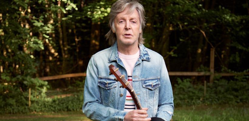La serie documental sobre la vida de Paul McCartney ya tiene fecha de estreno