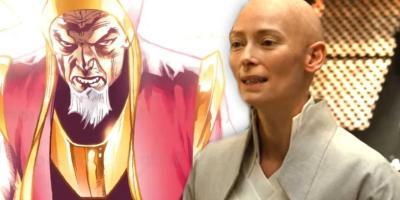 Kevin Feige se arrepiente de haberle hecho whitewashing al Ancient One en Doctor Strange