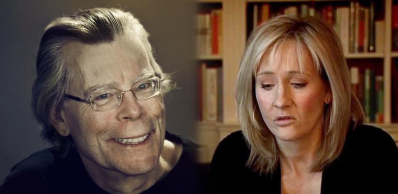 Stephen King insiste en que J.K. Rowling está equivocada: las mujeres trans son mujeres