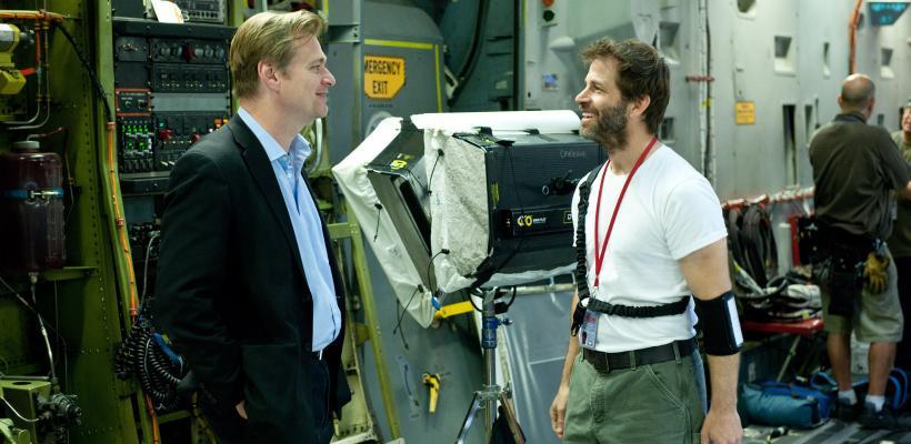 Zack Snyder revela que para Christopher Nolan ver su corte de Liga de la Justicia fue catártico