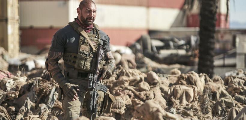El Ejército de los Muertos triunfa en Netflix, es la película más vista a nivel mundial