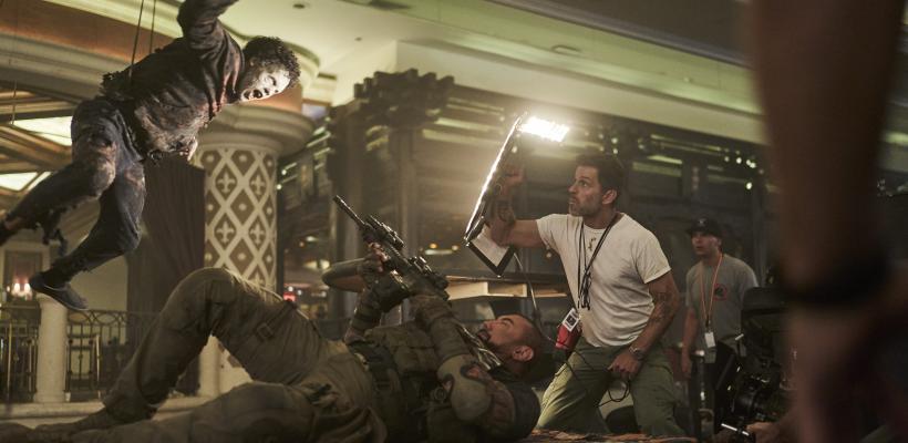 """Zack Snyder llama """"alucinante"""" su idea para Army of the Dead 2"""