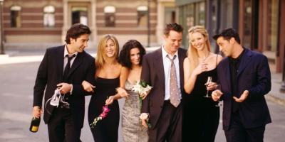 HBO Max tendrá en su catálogo de Latinoamérica todas las temporadas de Friends