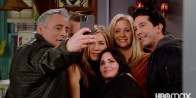 Friends: The Reunion ya tiene calificación de la crítica