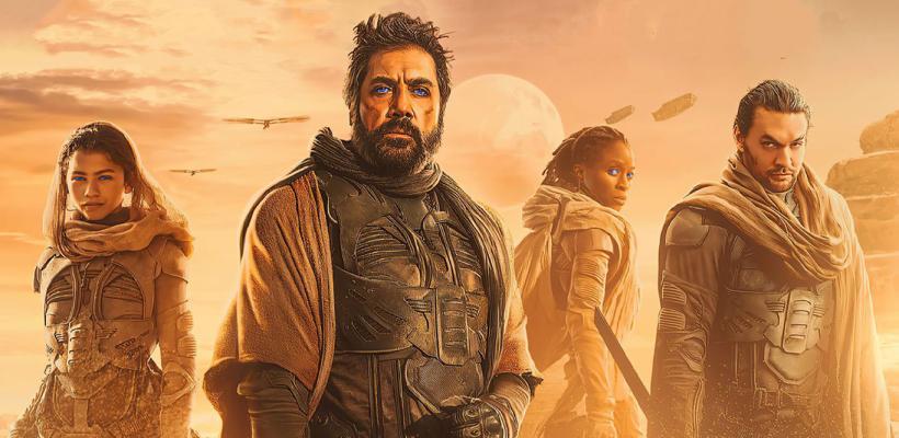 Confirmado: Dune estrenará en el Festival de Cine de Venecia