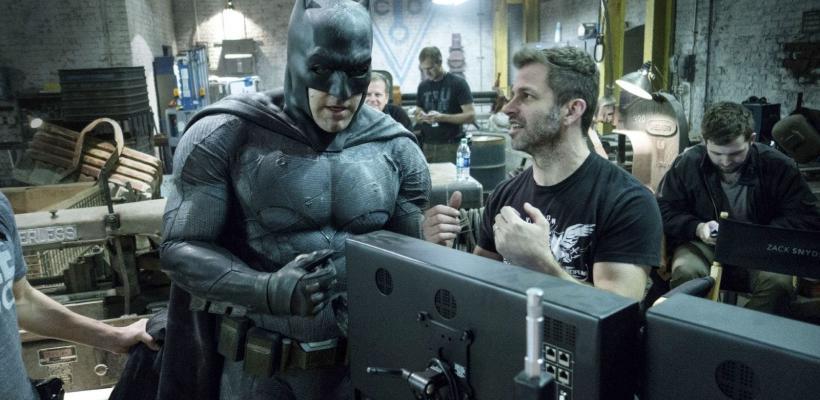 Zack Snyder revela al actor que quería para interpretar a Batman si Ben Affleck rechazaba el papel