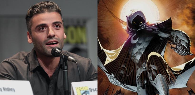 Marvel confirma a Oscar Isaac como Moon Knight en primera foto