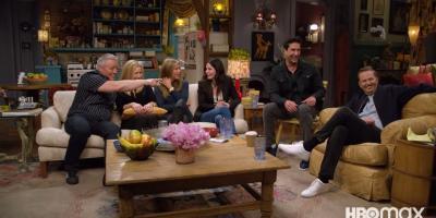 Friends: The Reunion | Los momentos más memorables del especial de HBO Max