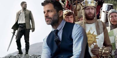 Zack Snyder dijo que su película artúrica va a ser un western