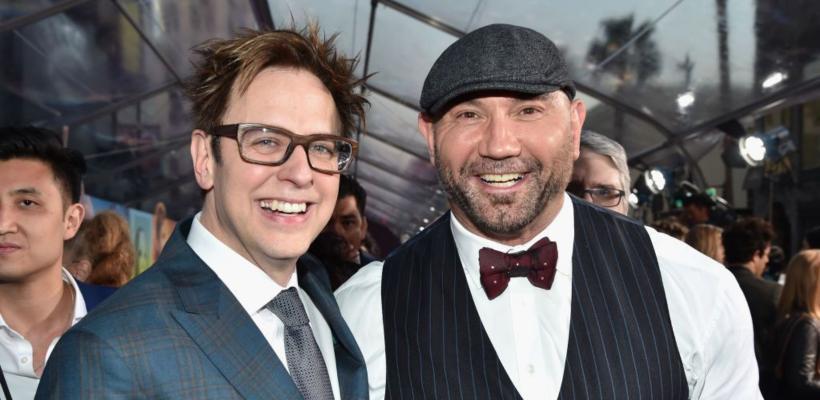Dave Bautista dice que le rompió el corazón rechazar a James Gunn por Zack Snyder
