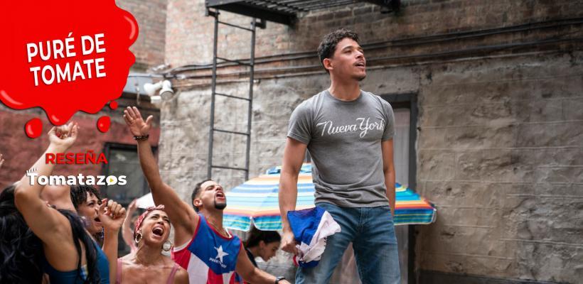 RESEÑA    En el barrio: La colorida celebración latina que el cine necesitaba