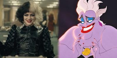 Emma Stone quiere una película live-action de Úrsula, de La Sirenita