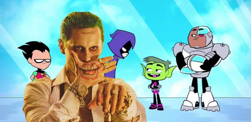 Los Jóvenes Titanes en Acción se burlan del Joker de Jared Leto