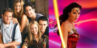 Friends: The Reunion ya es casi tan exitosa como Wonder Woman 1984