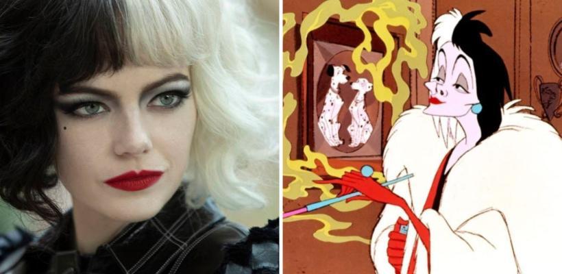 Emma Stone revela que ella sí quería usar la boquilla de cigarro de Cruella de Vil