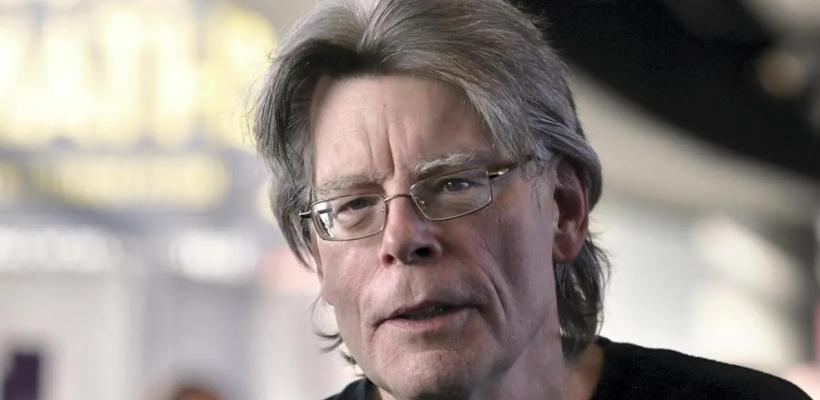 Stephen King revela el nombre de la película de terror que no pudo terminar