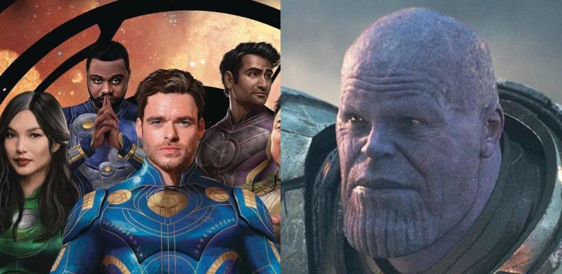 Eternals: filtración revela que los protagonistas vienen del mundo de origen de Thanos