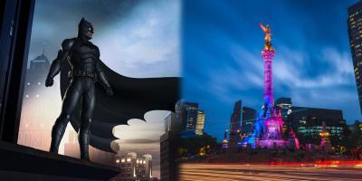 Batman combatirá el crimen en México en un nuevo cómic