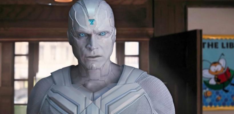 Paul Bettany reveló que White Vision casi debutó en Avengers: Infinity War y que no tiene contrato con Marvel