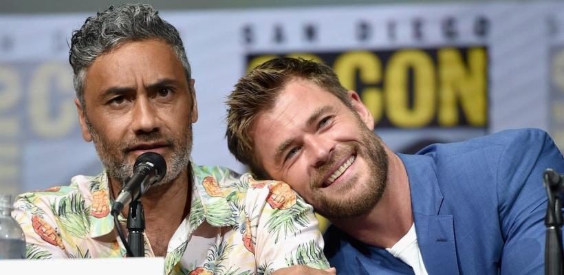Taika Waititi dijo que Thor: Love and Thunder es lo más loco que ha hecho