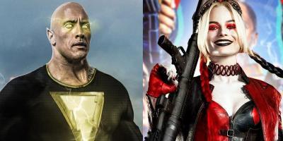 Rumor: Dwayne Johnson y Margot Robbie quieren que el SnyderVerse sea restaurado