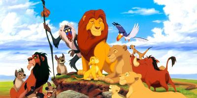 El público elige El Rey León como la mejor película animada de Disney