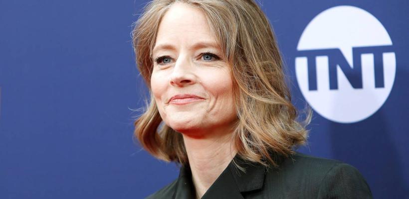 Jodie Foster es reconocida con la Palma de Oro honoraria del Festival de Cannes