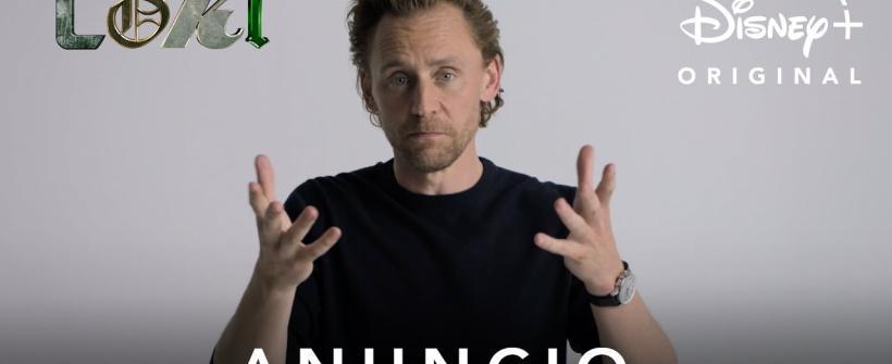 Loki | Anuncio de lanzamiento