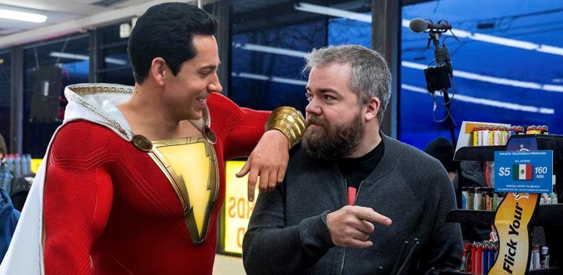 """Shazam! Fury of the Gods: El director lanza un nuevo teaser en el que podemos """"ver"""" el nuevo traje"""
