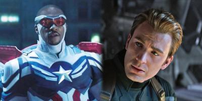 Anthony Mackie dice que más niños se identificarán con su Capitán América que con el de Chris Evans