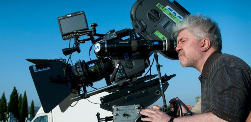 El primer vistazo al set de Silencio, la nueva película Almodóvar
