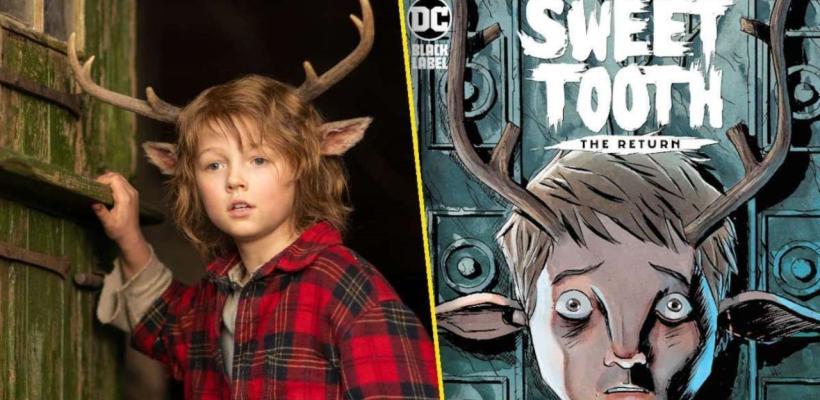 Sweet Tooth: La serie de Netflix inspiró a Jeff Lemire a escribir una continuación de su cómic de DC